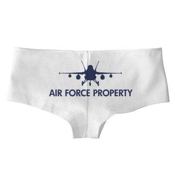 Air Force Property Girl