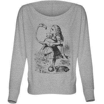 Alice Plays Croquet