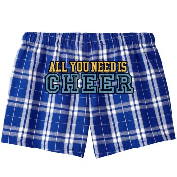 All You Need is Cheer