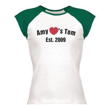 Amy Loves Tom