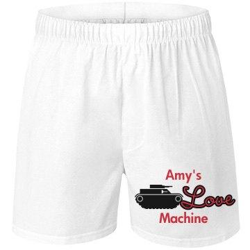 Amy's Love Machine