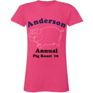 Anderson Pig Roast
