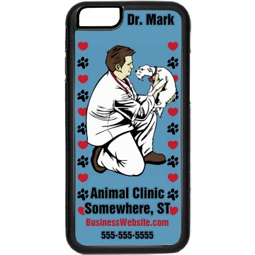 Animal Care iPhone Cover