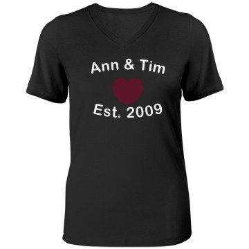 Ann & Tim