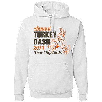 Annual Turkey Trot Dash