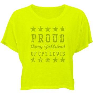 Army Girlfriend Stars
