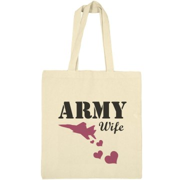 Army Wife Tote
