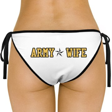 Army Wife W/Star