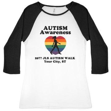 Autism Awareness Walk Tee