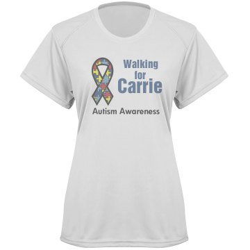 Autism Awareness Walk Tee