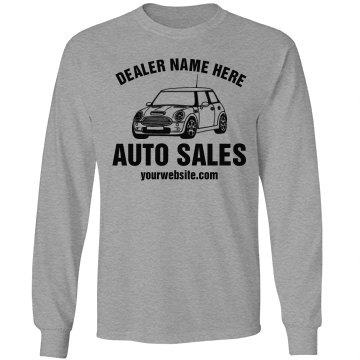Auto Sales Business Promo