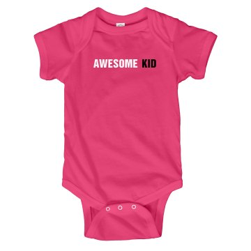 Awesome Kid Tee
