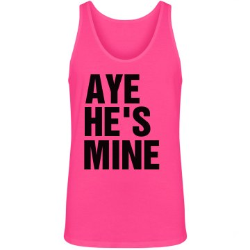 Aye He's Mine Couple
