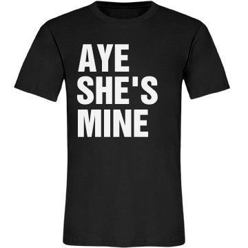 Aye She's Mine Matching