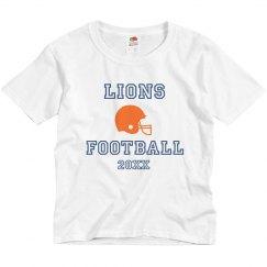 Lions Football Add Year