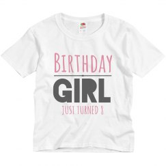 Nina's 8th Birthday