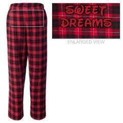 Sweet Dreams (Red)