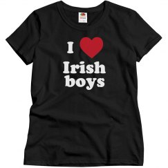 I love Irish Boys!