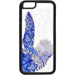 Ottoman Blue Wings