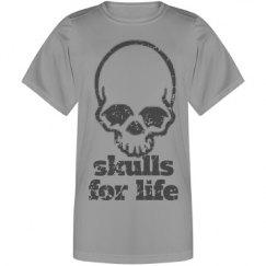 skulls for life