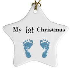 Frist Christmas (boy)