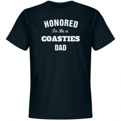 Honored to be coastie dad