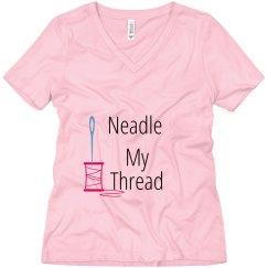 Neadle my thread shirt