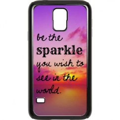 Be the Sparkle Galaxy S5 case