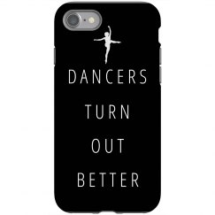 Dancers Rule Phone Case