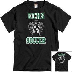 ECHS SOCCER - Black