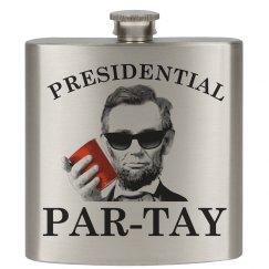 Presidential Par-TAY!