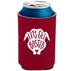 Thanksgiving Beer Holder