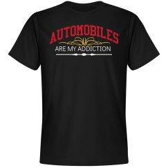 AUTOMOBILES. My addiction
