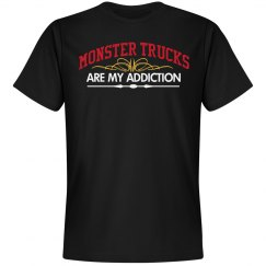 Monster Trucks. My addiction