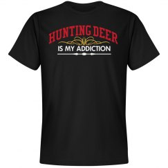 Hunting deer. My addiction