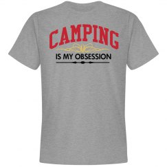 CAMPING. My obsession
