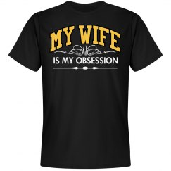 Wife. My obsession