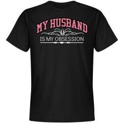 Husband. My obsession