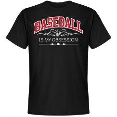 Baseball. My obsession