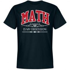 Math. My obsession