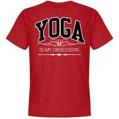 Yoga. My obsession