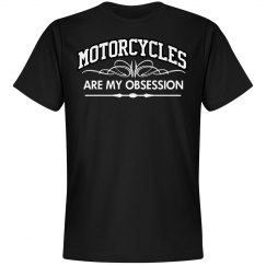 MOTORCYCLES. My obsession