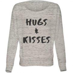 Hugs And Kisses Longsleeve