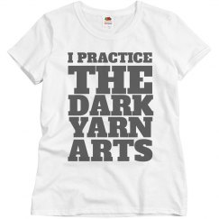 Dark yarn arts