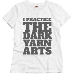 Dark yarn arts