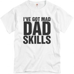 MAD DAD SKILLS