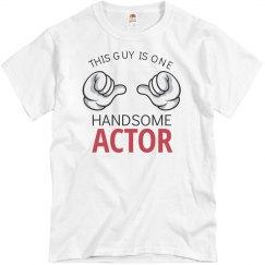 HANDSOME ACTOR