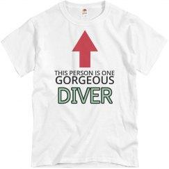 Gorgeous Diver