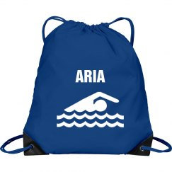 Aria swim bag