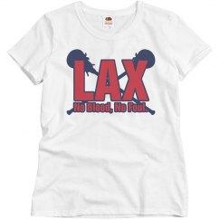 LAX No Blood No Foul